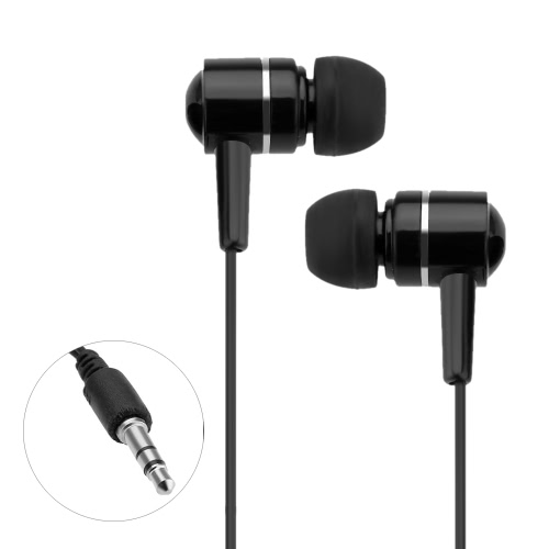 In-ear Piston Binaural Stereo Earphone